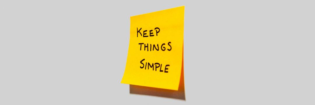 A Grandeza do Simples