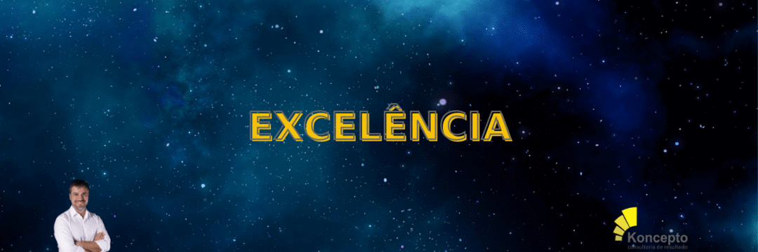A busca da excelência