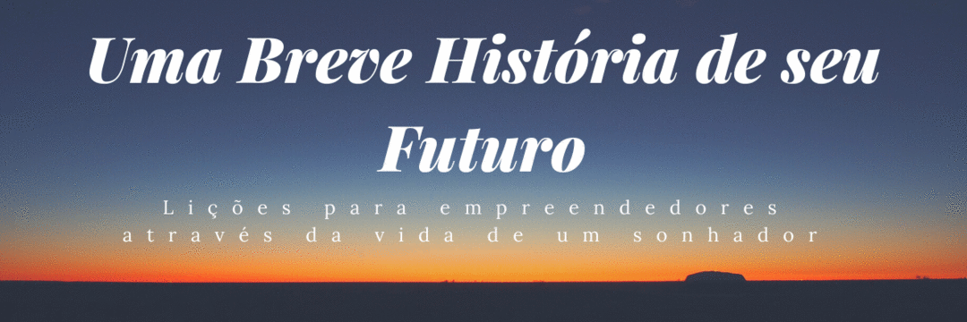 Uma breve história de seu futuro