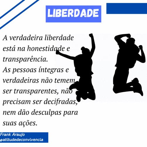 VERDADEIRA LIBERDADE