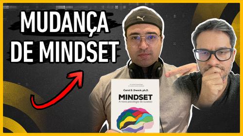MUDANÇA DE MINDSET | LIVRO MINDSET