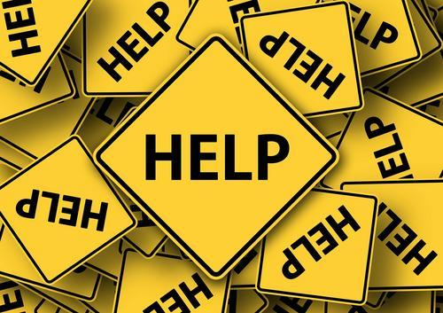 Cadê a Ajuda Que Pedi?
